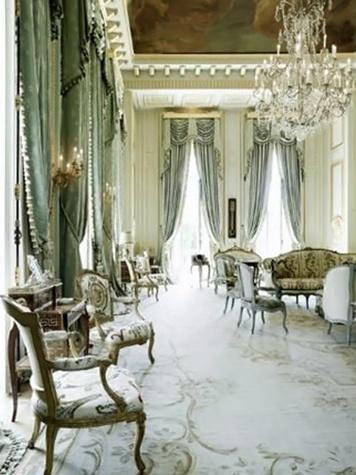 4 Suzanne Saperstein Fleur de Lys mansion