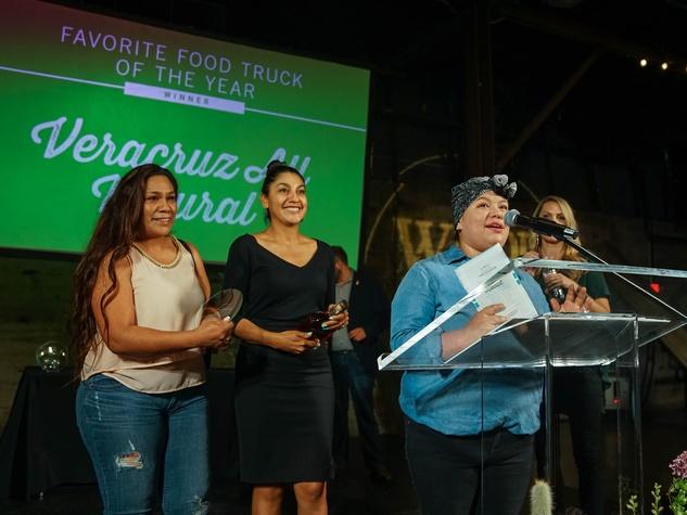 Veracruz Truck Food San Antonio