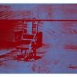 The Menil, Silence, July 2012, Warhol, Big Electric Chair