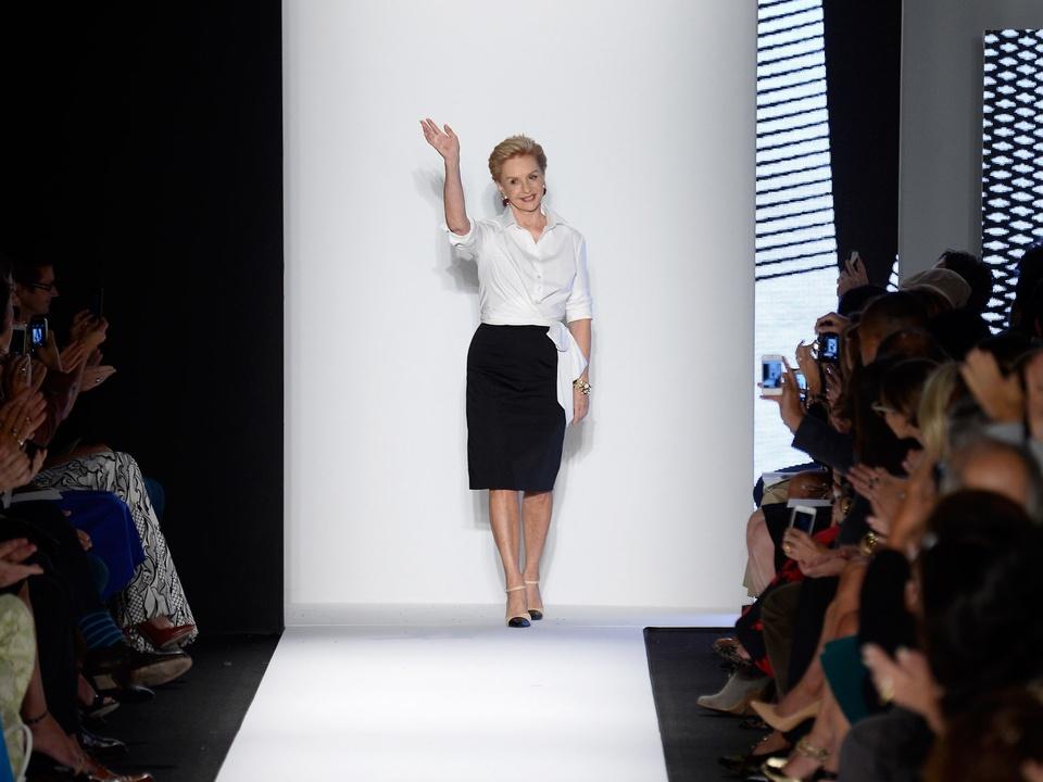 Fashion Week spring summer 2014 Carolina Herrera designer