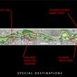 Buffalo Bayou Partnership Park Dog Destinations map
