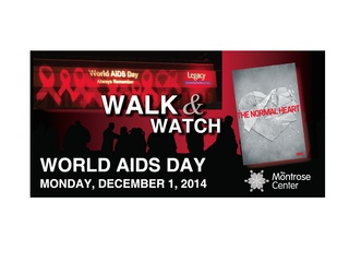 World AIDS Day Walk and Watch Observances