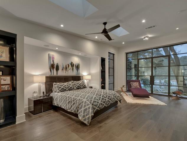 3811 Westlake Austin house for sale bedroom