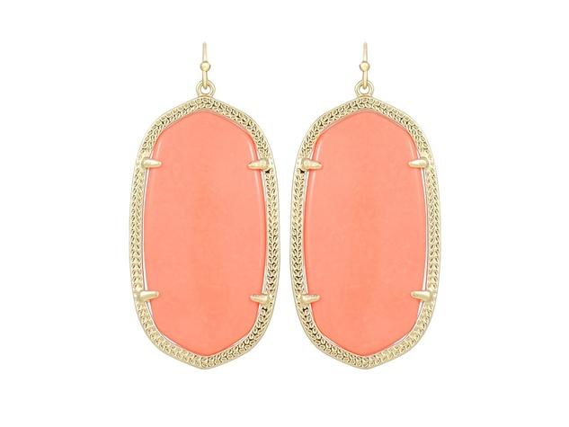 Kendra Scott statement earrings 2013