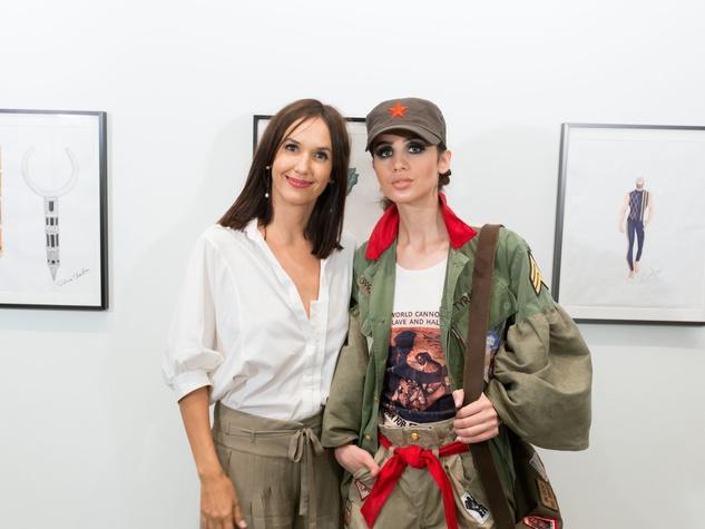 Fashion Fusion 2017 Maite Bradford winner