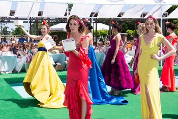 Houston's hottest spring fashion show dazzles with lavish looks