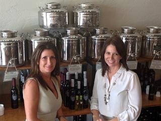 Owners of EVOO & Vin in Dallas