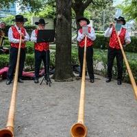 Swiss Concert in the Gardens