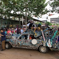 Houston Art Car Parade 2015