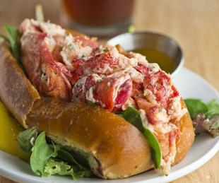 East Hampton Sandwich Co. lobster roll