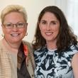 Melaney Linton, Jennifer Zumbado at Planned Parenthood Fine Art Auction