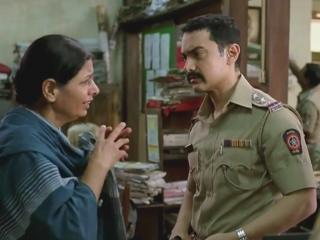 Joe, Mondo Cinema, Talaash, November 2012, Aamir Khan