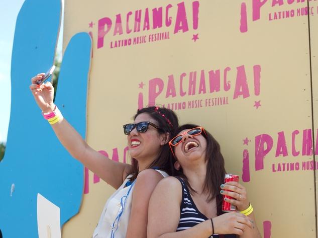 Pachanga Fest 2014 at Fiesta Gardens