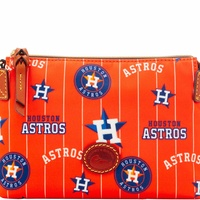 Dooney & Bourke Astros nylon cross body pouchette