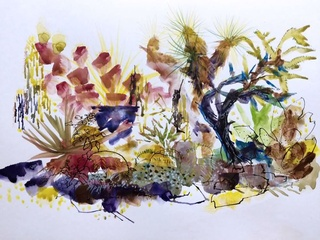 Art Science Gallery presents Flourish // an exhibition of contemporary botanical drawings opening reception