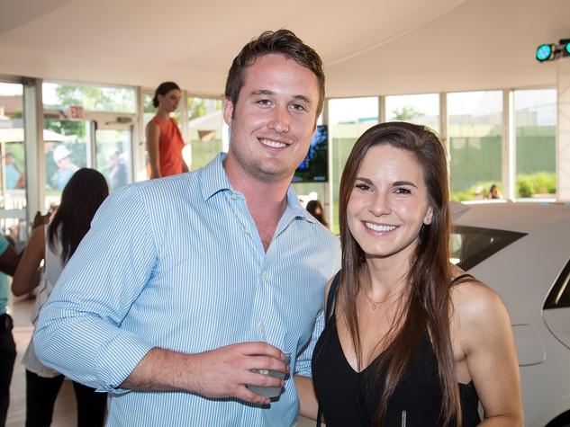 Chris Aydam, Julia Brown