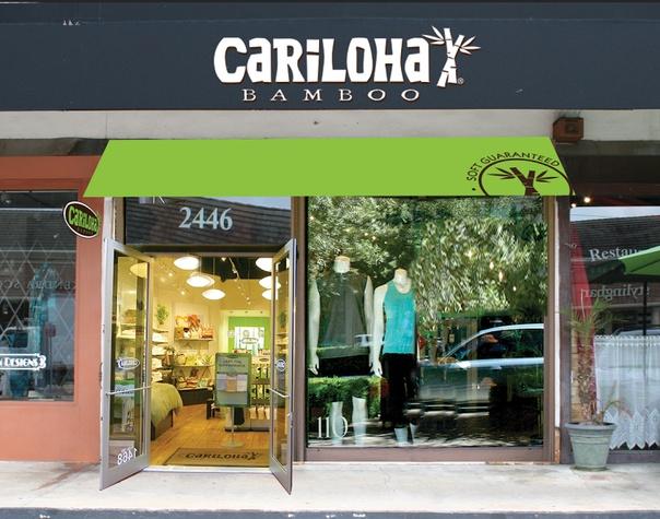 Cariloha Storefront