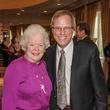 Margaret Klineberg and Stephen Klineberg at the Young Audiences of Houston Gala April 2014