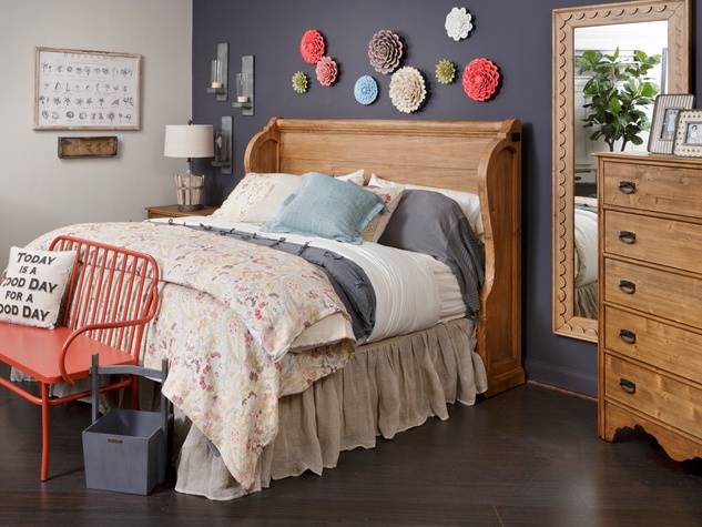 HGTV Star Offers Fixer Upper Style With New Furniture Collection - Star bedroom furniture