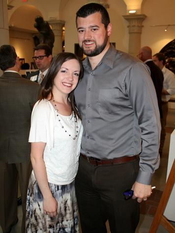 elyssa and kevin bryant, museum of biblical art