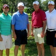 Landon Collins, Randy Slechta, Johnny Bledsoe and Taylor Bledsoe, promise house golf tournament