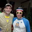 2347 Stuart Rosenberg, left, and Mark Sullivan at Camp Catastrophic May 2014