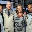 Simon Primavera Fashion Show, April 2013, Jerry Gutierrez, Jay Reimers, Tabitha Garcia, Todd Ramos