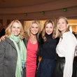 15 Melanie Strake Meeks, from left, Chaille Strake, Jodi McErlean and Lezlie Cuellar at the HARC Luncheon March 2015
