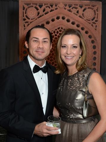 22, Islamic World gala, January 2013, Cenk Ozdogan, Catherine Ozdogan