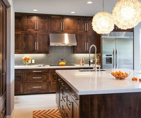Allison Jaffe kitchen design