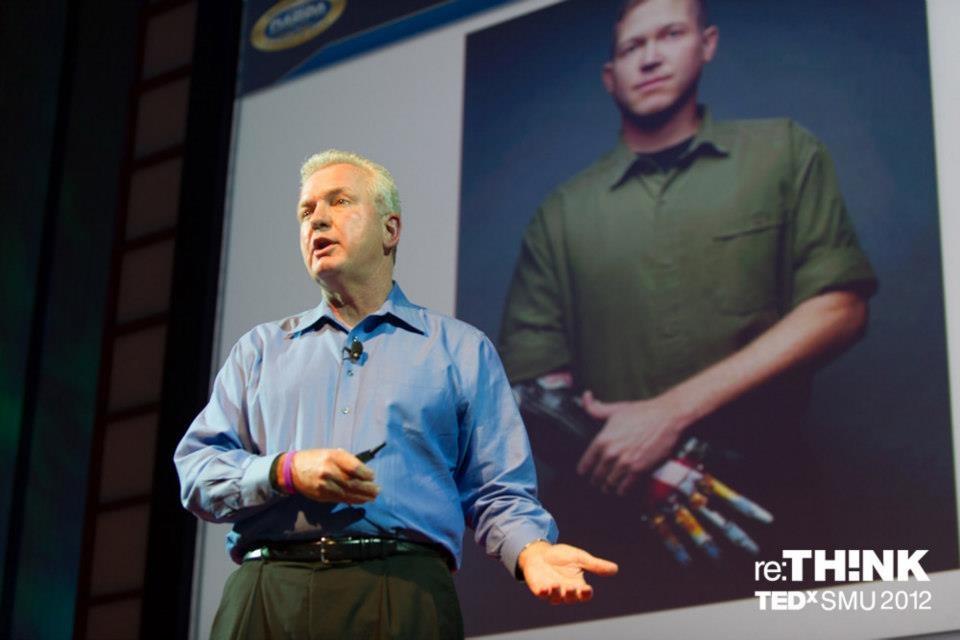 Brett Giroir at TEDxSMU: ReThink