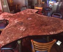 Kay's Lounge Texas Table