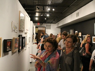 Women and Their Work presents Red Dot Art Spree opening reception