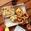 Austin Motel Fine Foods Jo's Burger Box
