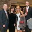 Astros Diamond Gala, Jan. 2016, John Havens, Terri Havens, Kelly Feldman, Scott Feldman