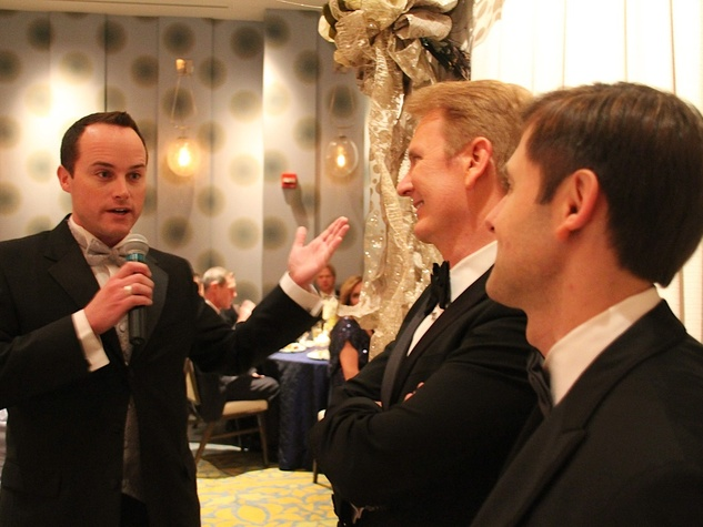 1, Frank Billingsley, Kevin Gillard, wedding, December 2012, Jared Cox