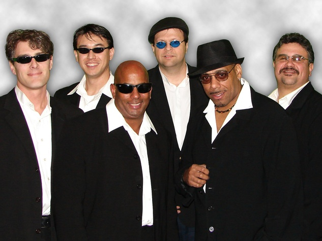 KC and The Sunshine Band, prom shot, December 2012
