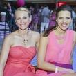 Christine Williamson, Malori Steadman at Party in Pink at Hotel ZaZa, July 2013