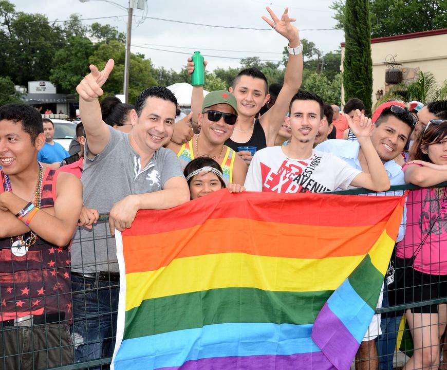 1 Pride Parade Houston June 2014