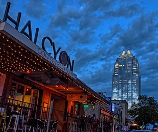 Halcyon Austin Texas Coffee Bar