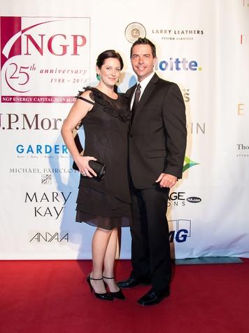 Marnie Andreason, Brandon Andreason, Dallas Opera