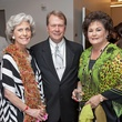 63 Beth Robertson, from left, with Steve Pearce and Barbara Robertson at the Blaffer Gala May 2014