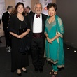 208 Shaista and Shahzad Bashir, from left, with Marie Goradia at Tiger Ball March 2014