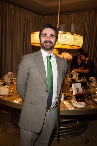 16 Stanton Welch at the Houston Ballet kick-of party October 2014