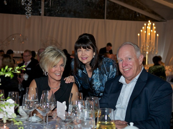 Roemer-Saks Fifth Avenue Party, November 2012, Suzanne Potter, Cheryle Sanderson, Bob Potter