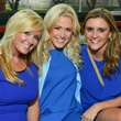 7 Geni Gonsoulin, from left, Erica Graham and Amy Yates at the Blue Cure Foundation benefit party at Hotel ZaZa June 2014