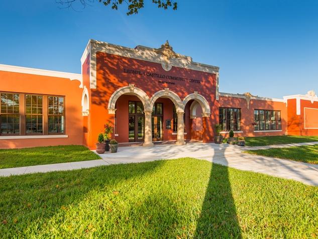 Good Brick Awards 2015 Castillo Community Center