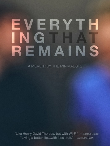 Book cover Everything that Remains by The Minimalists