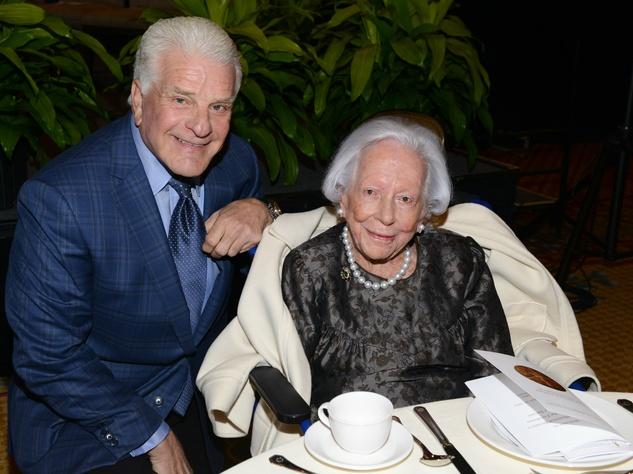 Phil Romano, Margaret McDermott, DHS Awards