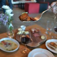 Aviary Decor and Lounge food wine bar